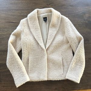 Eileen Fisher wool blazer, XS
